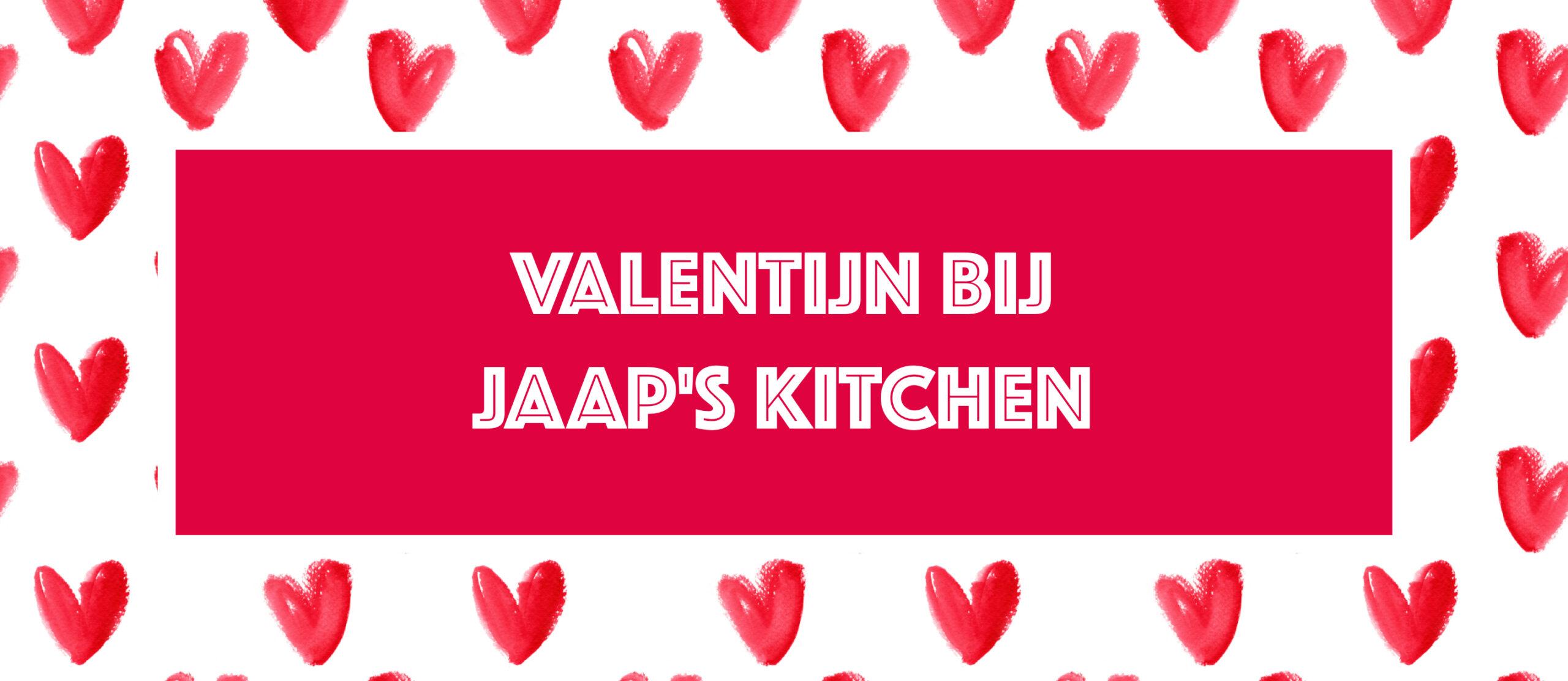 Banner Valentijn Jaap's Kitchen